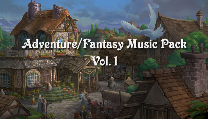 Fantasy Adventure Music Pack