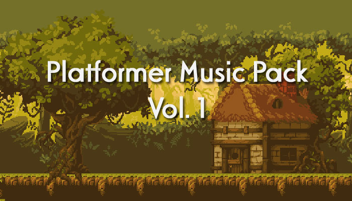 Platformer Music Pack Vol. 1