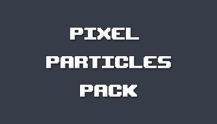 Pixel Particles Pack