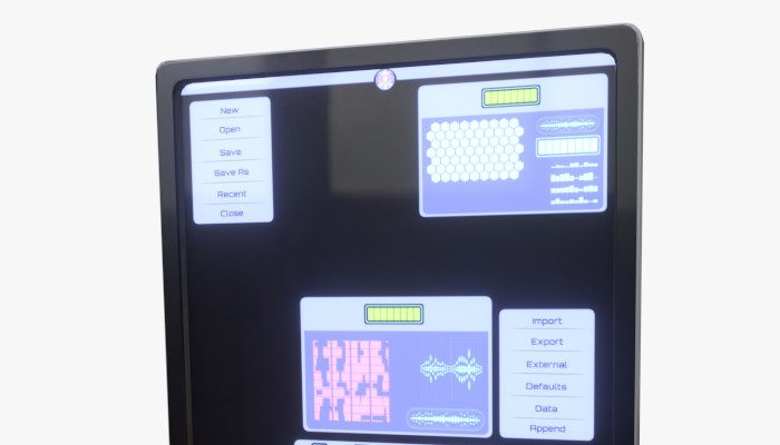 Minimalistic Computer 03