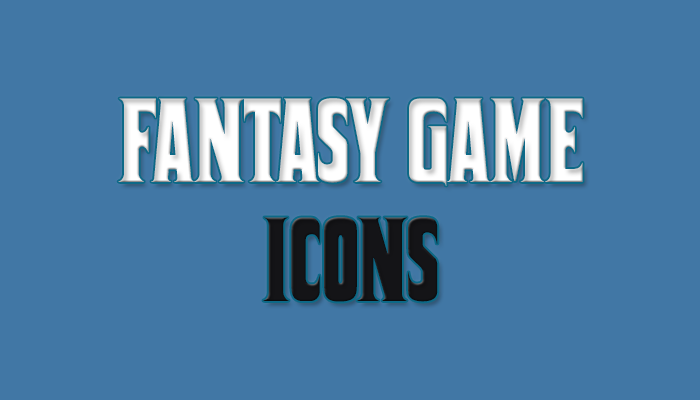 Fantasy Game Icons Pack