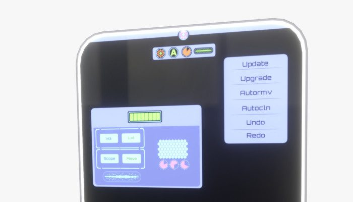 Minimalistic Computer 05