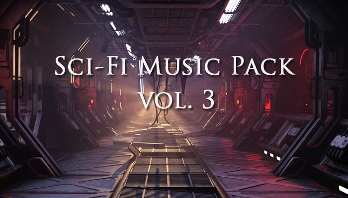 Sci-Fi Music Pack Vol. 3