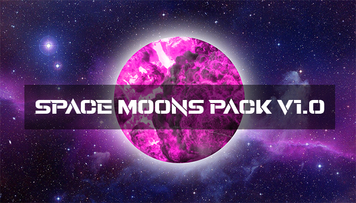 Space Moons Pack v1.0
