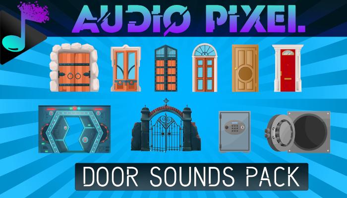 Door Sounds Pack