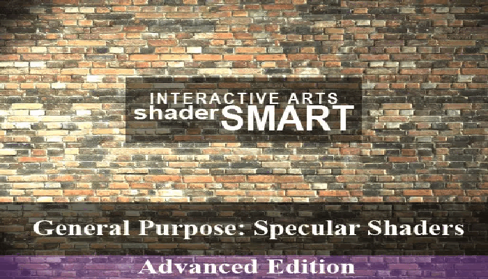 Shader Smart General Specular, Advanced Edition