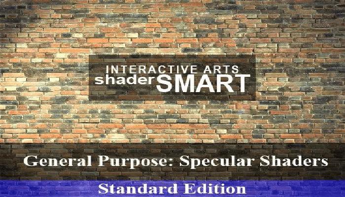 Shader Smart General Specular, Standard Edition