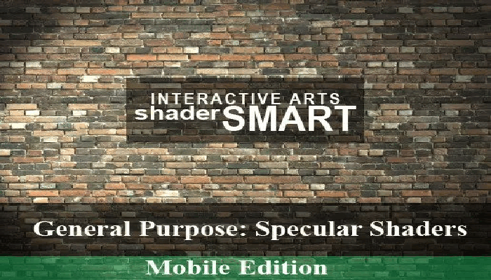 Shader Smart General Specular, Mobile Edition