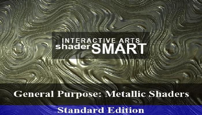 Shader Smart General Metallic, Standard Edition