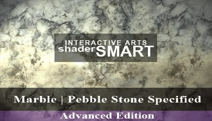 Marble, Pebble Stone Specified, Shader Smart, Advanced Edition