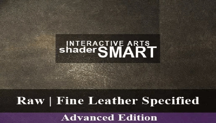 Leather Specified, Shader Smart, Advanced Edition