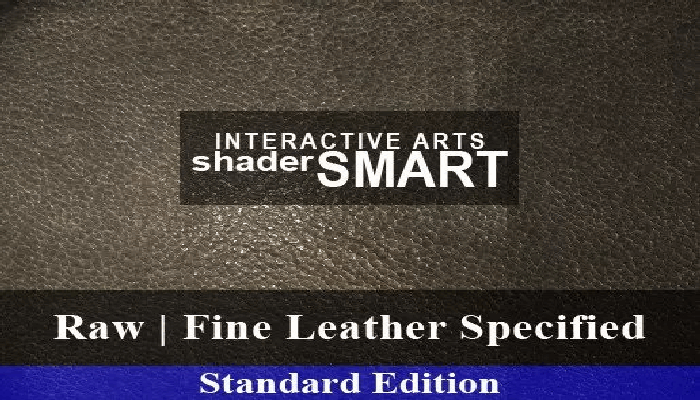 Leather Specified, Shader Smart, Standard Edition