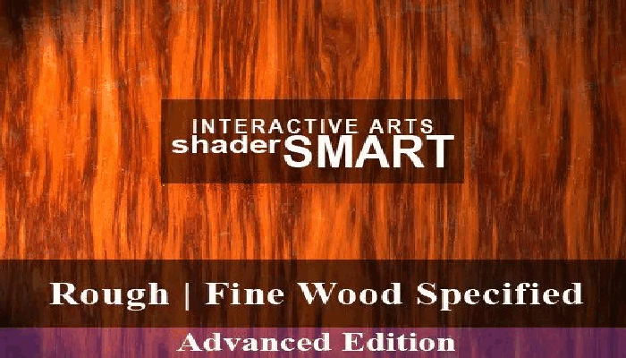 Wood Specified, Shader Smart, Advanced Edition