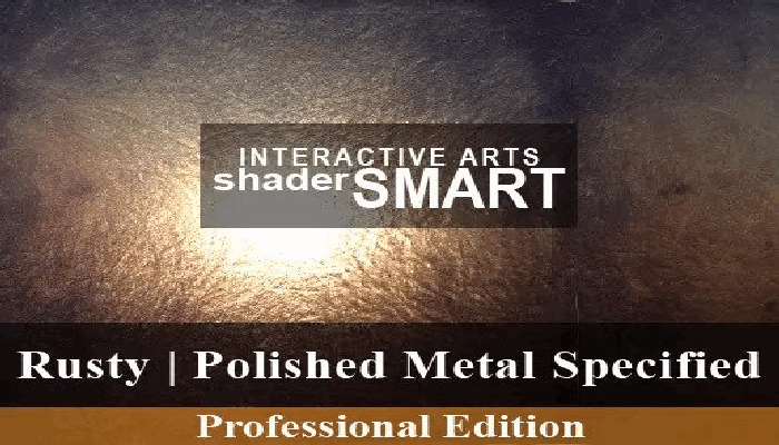 Metal Speficied, Shader Smart, Professional Edition