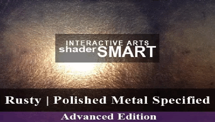 Metal Specified, Shader Smart, Advanced Edition
