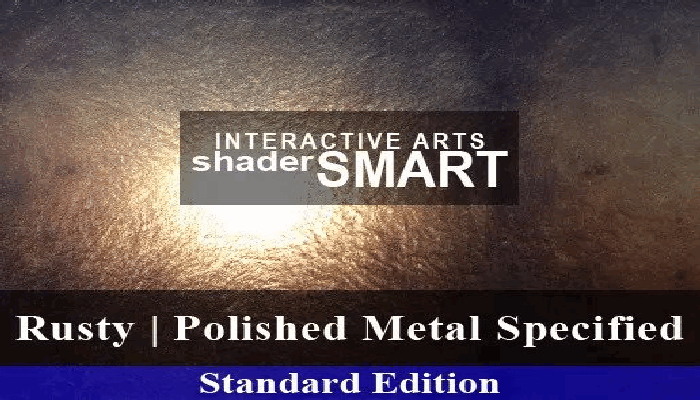 Metal Specified, Shader Smart, Standard Edition