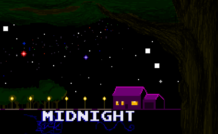 Midnight – A Chill Electronic Loop