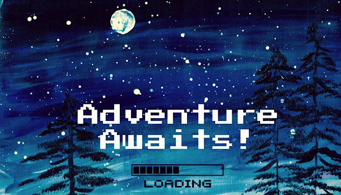 Adventure Awaits! – 30 Music files – Loops – Stingers
