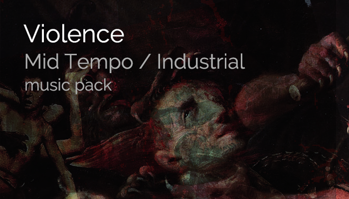 Mid tempo / Industrial Music Pack