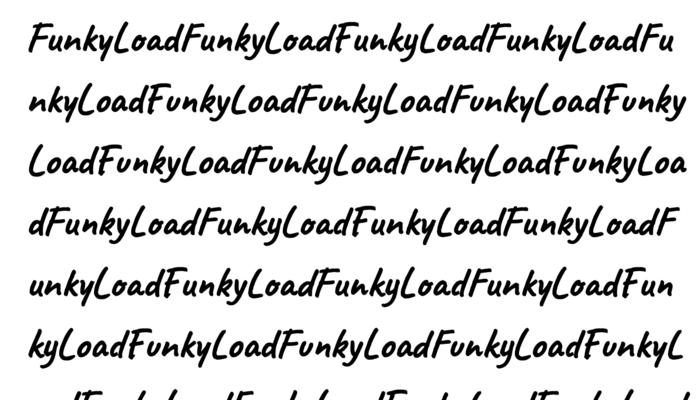 Funky Load
