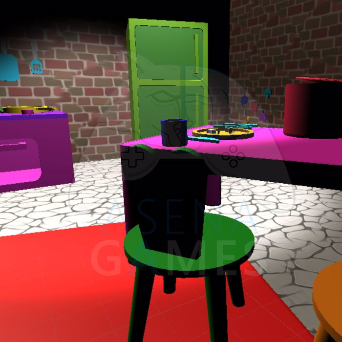 KiTCHEN TOY ASSETS BY ASENA GAMES STUDiO