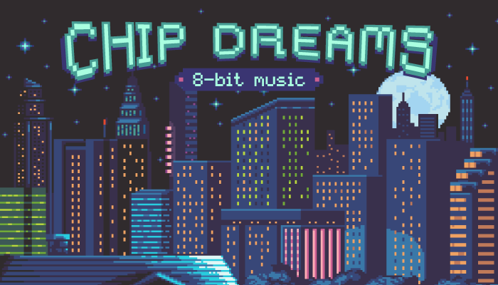 Chip-dreams: 8-bit music