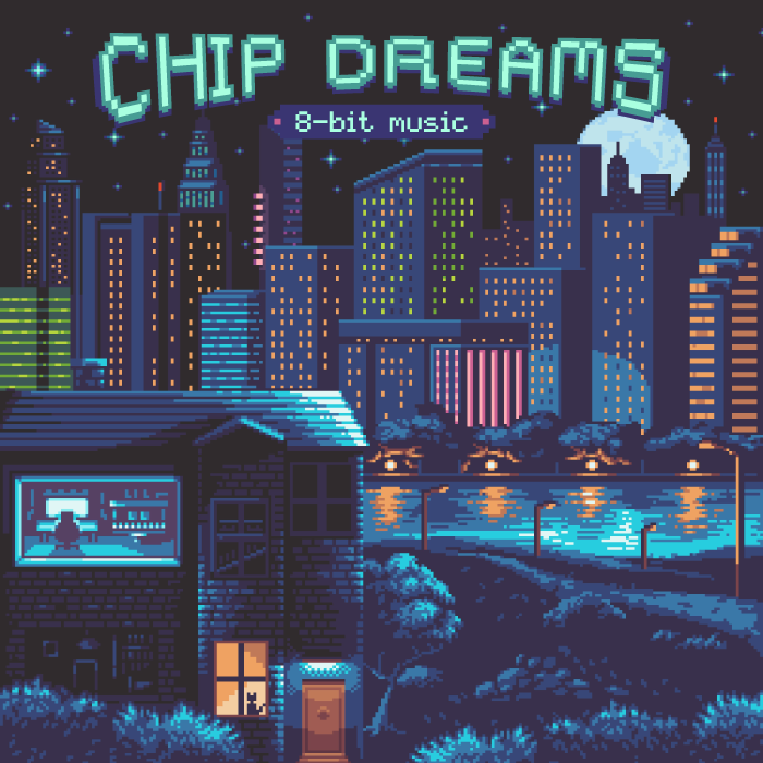 Chip-dreams: 8-bit music