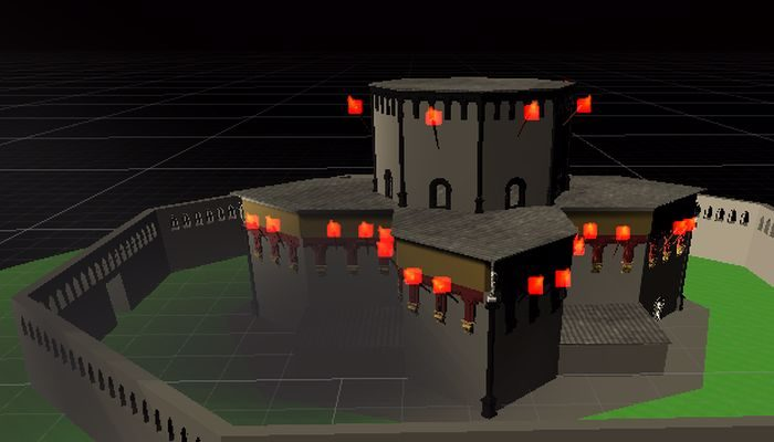 CASTLE ASSETS | ASENA GAMES STUDİO