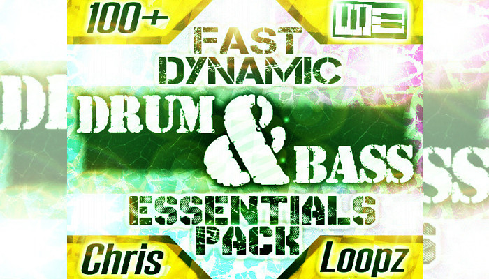 Drum & Bass Essentials Seamless Loop Pack (by Chris)