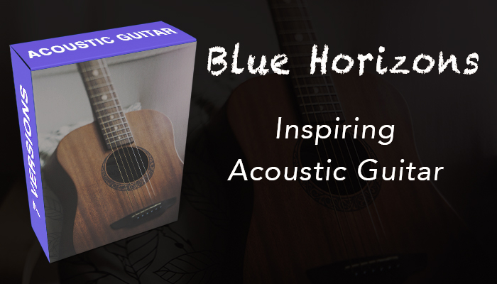 Blue Horizons (Inspiring Acoustic Music)