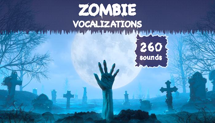 Zombie Vocalizations