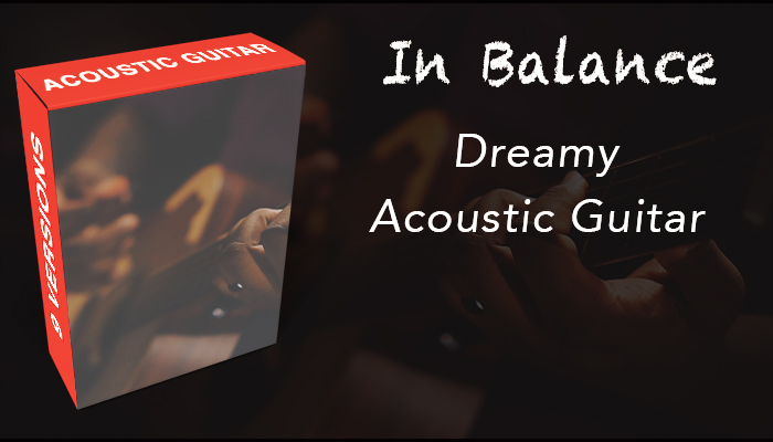 In Balance – Dreamy Acoustic Guitar