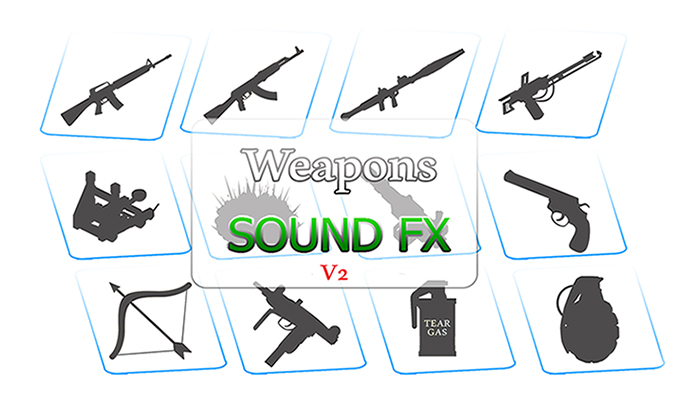 Weapons SFX
