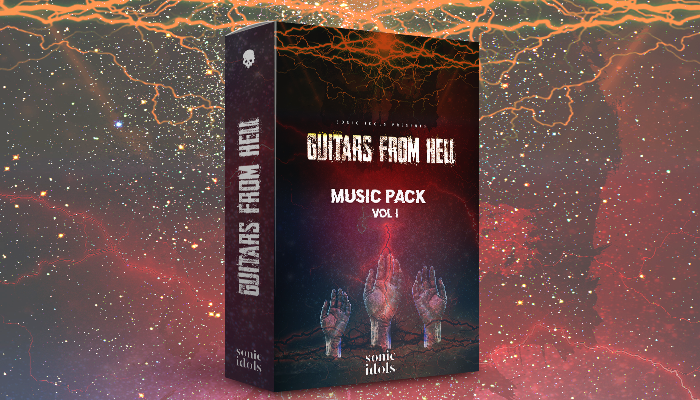 Guitars From Hell Music Pack
