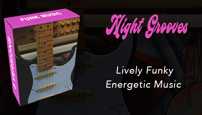 Night Grooves (Lively Funky)
