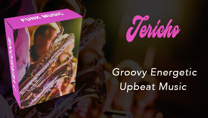 Jericho (Funky Upbeat)