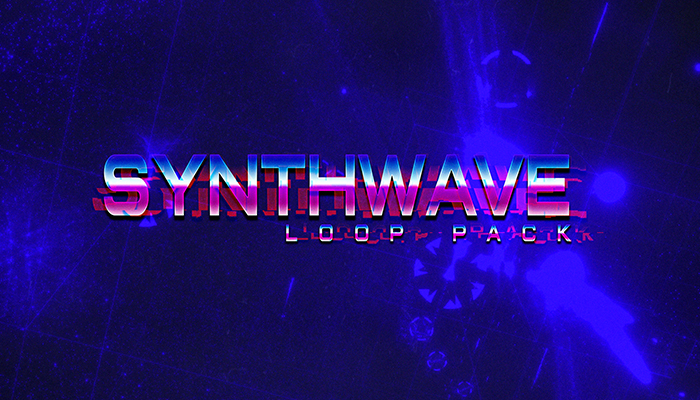 SynthWave Loop Pack