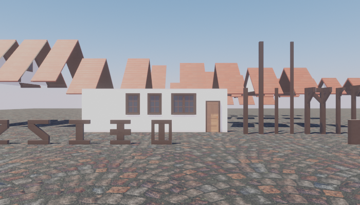 Medieval Modular Building