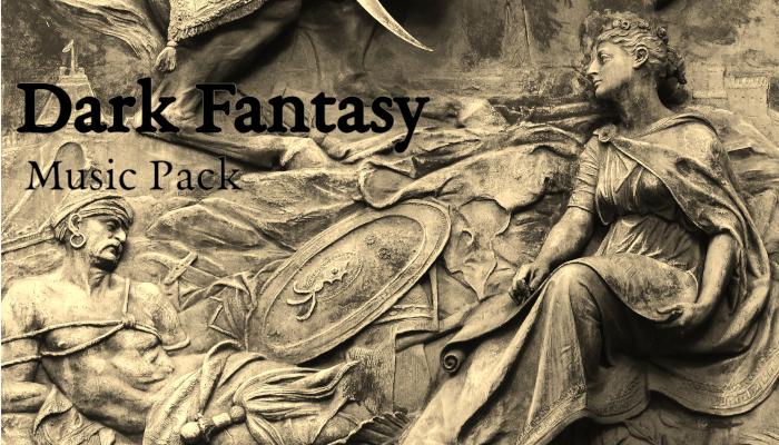 Dark Fantasy Orchestral Music Pack