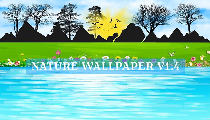 Nature Background v1.4