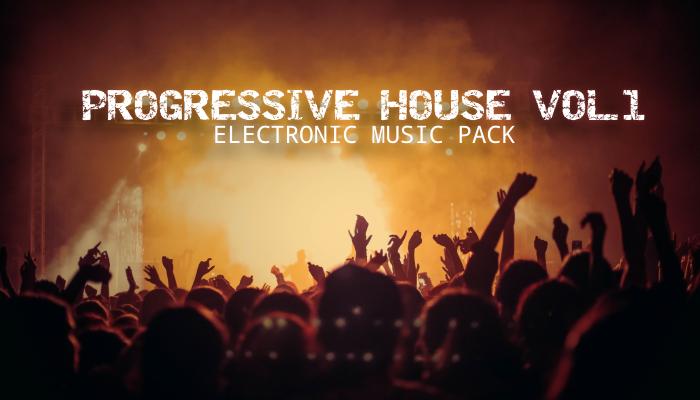 Progressive House Electronic Music Pack