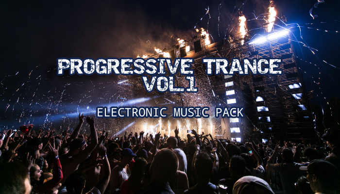 Progressive Trance Electronic Music Pack