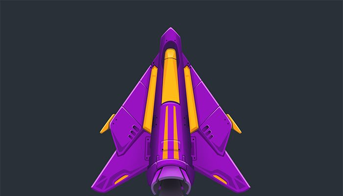 Plane Fighting Game UI