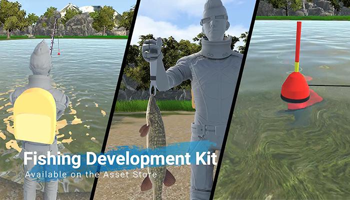 Fishing Development Kit