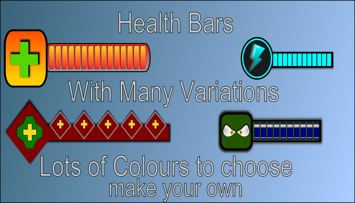 Health Bars and More