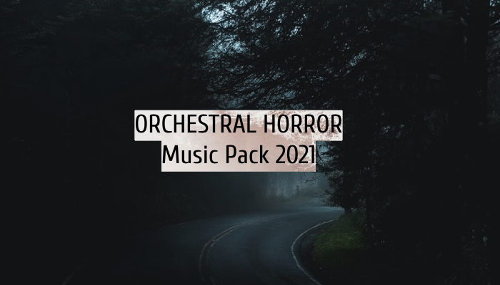 Orchestral Horror Music Pack