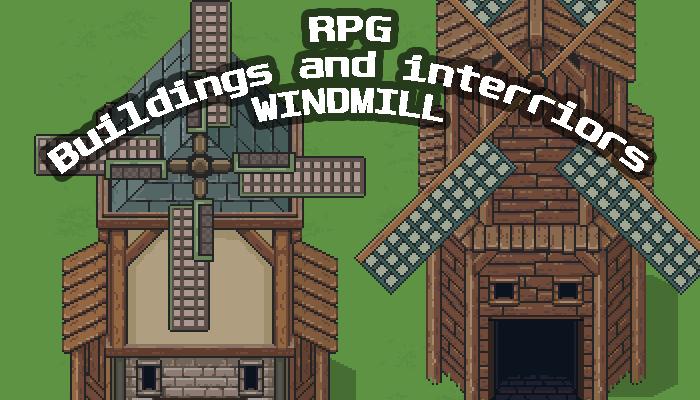 RPG Buildings WINDMILL