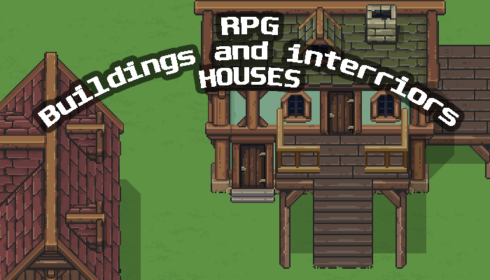 RPG Buildings HOUSES