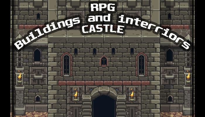 RPG Buildings CASTLE