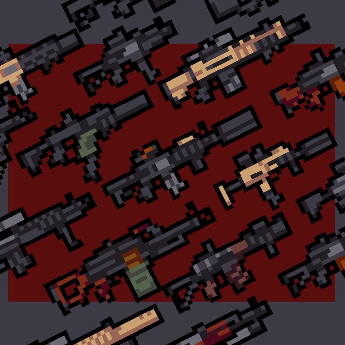 Mack's Tac Pack (Gun sprites)
